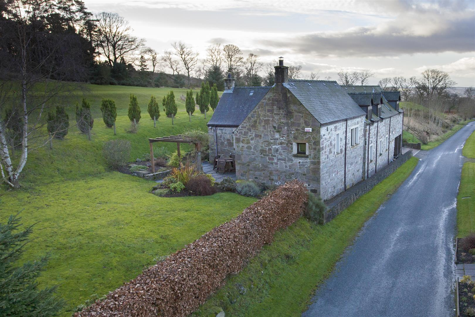 Stonegarth, Balcraig, Scone, Perthshire, PH2 7PG, UK